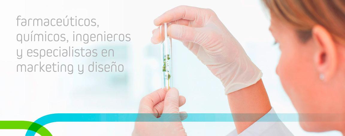Laboratorio especializado en la cosmética ecológica.